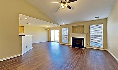 Living Room, 1004 Daniel Lane, 1