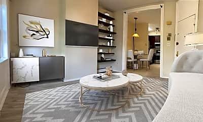 Living Room, 372 2nd St 4L, 0