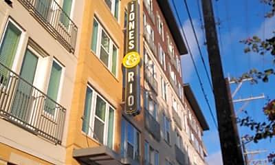 Jones & Rio Apartment Homes, 1