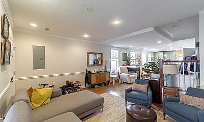Living Room, 904 Webster St NW, 0