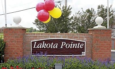 Community Signage, Lakota Pointe I Apartments, 0