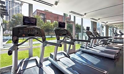 Fitness Weight Room, 1439 S Michigan Ave, 2