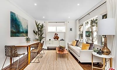 Living Room, 2115 Ocean Park Blvd 4, 2
