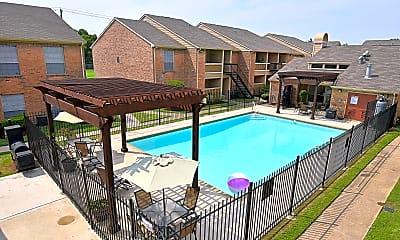 Pool, Brookmore Hollow, 0