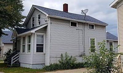 Building, 1133 Cherry St, 1
