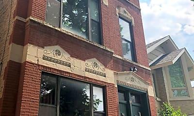 Building, 1851 N Hoyne Ave 3F, 0