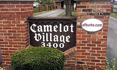 Camelot Village Apartments, 1