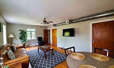 Living Room, 314 Transylvania Park, 1