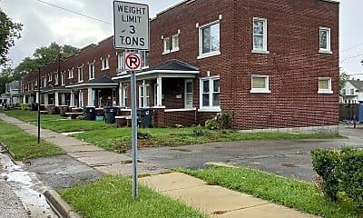 Community Signage, 113 W Rundell St, 2