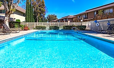 Pool, Cypress Pines Apartment Homes, 1