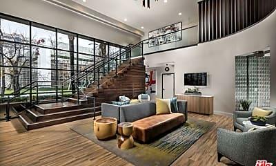 Living Room, 6150 Canoga Ave 129, 1