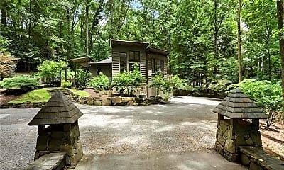 Building, 4595 Lake Forrest Dr NE, 1