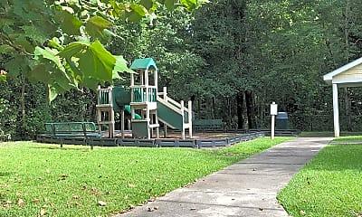 Playground, Birchwood Apartments, 2