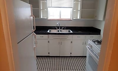 Kitchen, 1399 Vine St, 1