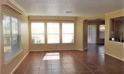 Living Room, 6602 Barton Rock Road, 1