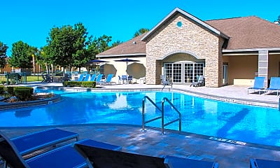 Pool, The Vibe at Celebration Pointe, 1
