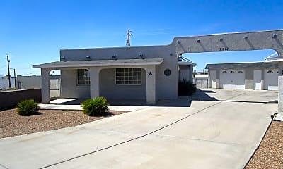 Building, 3571 El Rey Ln A, 1