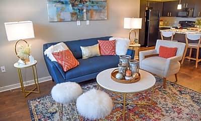 Living Room, Springs at Port Charlotte, 1