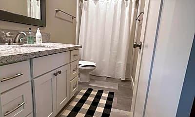 Bathroom, 18467 SE Blanton St., 2