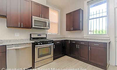 Kitchen, 709-711 S Ada Street - 709-3, 0