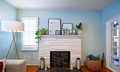 Living Room, 4249 Adams Ave, 1