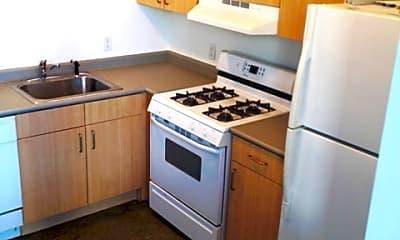 Kitchen, Rising Sun Mills, 2