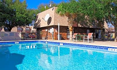 Pool, Victoria Gardens, 1