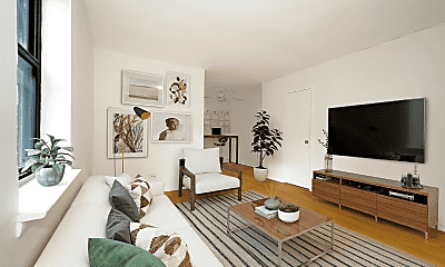 Living Room, 200 E 28th St, 0