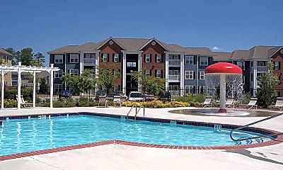 Pool, Hickory Falls, 0