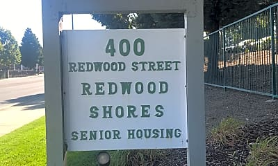 Redwood Shores Senior, 1
