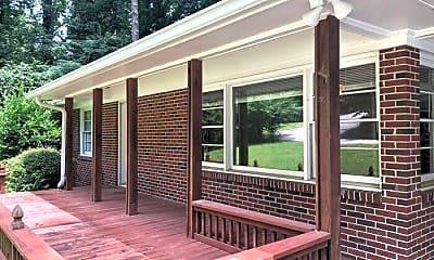 Patio / Deck, 1476 Lively Ridge Rd NE, 2