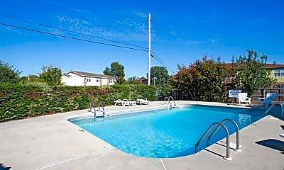 Pool, Foxboro, 2