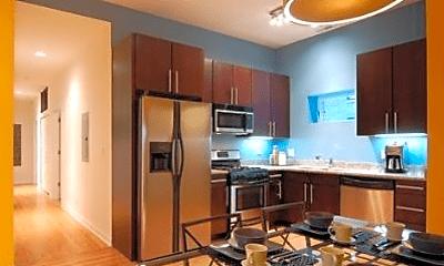 Kitchen, 36 N Paulina St, 1