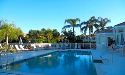 Pool, 24370 Sandpiper Isle Way 101, 2