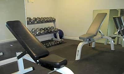 Fitness Weight Room, 203 14th St NE, 2