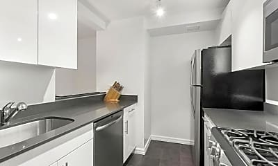 Kitchen, 611 Washington St, 1
