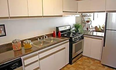 Kitchen, The Modern SD, 1