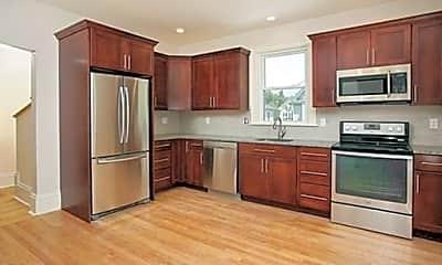 Kitchen, 26 Channing St, 1
