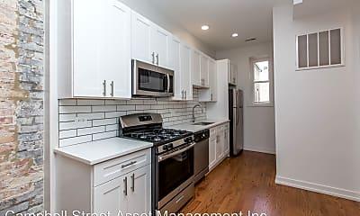 Kitchen, 1008-12 W 18th St - 1010-3F (302) Unit 302, 1