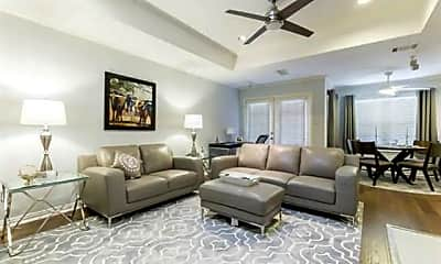 Living Room, 4129 Holland Ave, 0