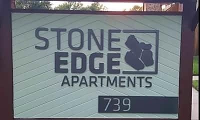 Community Signage, 739 N Sheridan St, 0