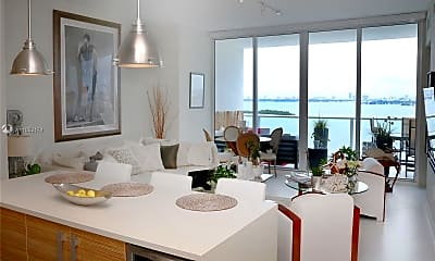 Dining Room, 2020 N Bayshore Dr 1609, 0