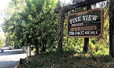Pine View Apartments, 1