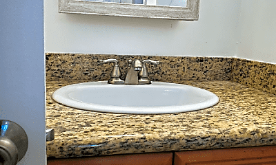 Bathroom, 936 N Serrano Ave, 1