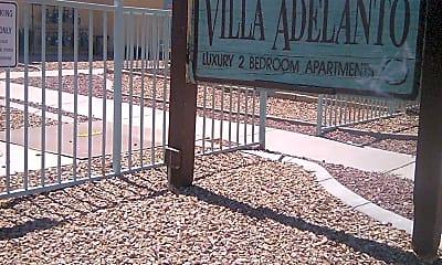 Villa Park Apartments, 1
