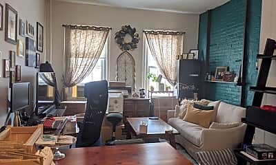 Living Room, 530 S 4th St, 0