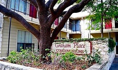 Community Signage, 708 Graham Pl 205, 2