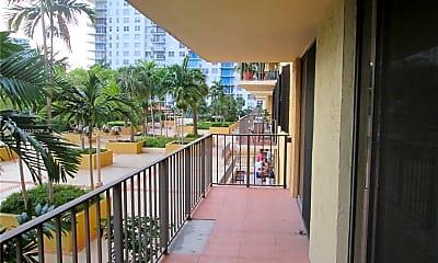 Patio / Deck, 290 174th St 404, 0