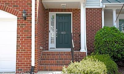 Building, 813 Saratoga Dr, 1