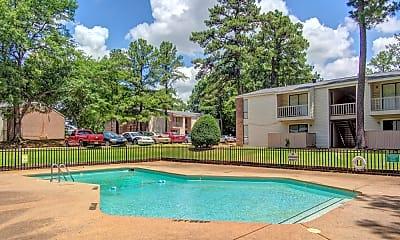 Pool, Woodlake, 0